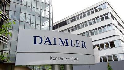 «دايملر الألمانية» توقف أنشطتها في إيران بعد العقوبات الأمريكية