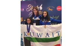 «فتيات الفيغر» يحرزن 4 ميداليات ذهبية جديدة في البطولة الآسيوية
