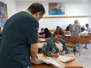 وفد «التربية» يواصل إجراءات التعاقد مع دفعة جديدة من المعلمين الفلسطينيين