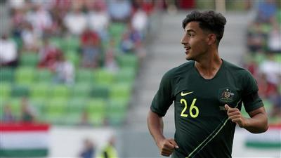 أصغر لاعب بمونديال 2018 إلى «مانشستر سيتي»
