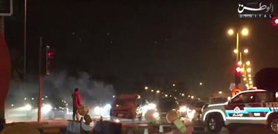 «الإطفاء» تسيطر على حريق سيارة بشارع الخليج