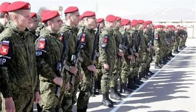 روسيا: الشرطة العسكرية تنتشر أمام المنطقة منزوعة السلاح في الجولان السورية