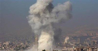 مقتل 14 مدنيا وعشرات الجرحى والمفقودين في بلدة غرب حلب