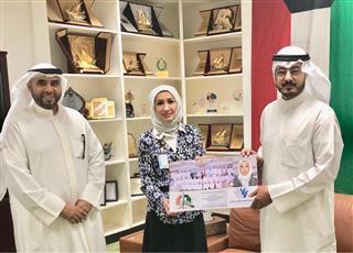 موسى الجمعة: جمعية ملتقى الكويت الخيري لمست نقلة نوعية في تسهيل أعمال الجمعيات الأهلية