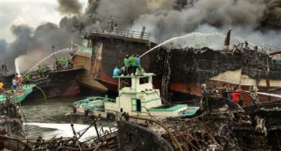 ارتفاع عدد ضحايا زلزال إندونيسيا إلى 387 قتيلًا