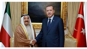 سمو الأمير يتلقى اتصالا هاتفيا من الرئيس التركي