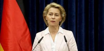 وزيرة الدفاع الألمانية تعارض التجنيد الإلزامي