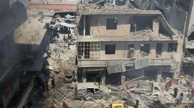المرصد السوري: قتلى بانفجار مستودع ذخيرة بريف إدلب