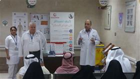 أنشطة توعوية ودعوية وخيرية لواعظات جمعية صندوق إعانة المرضى بمستشفيات الكويت