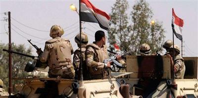 مصر: مقتل 12 إرهابياً بمداهمة أمنية شمال سيناء