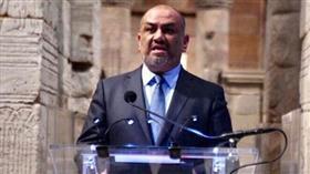 وزير الخارجية اليمني السفير خالد اليماني