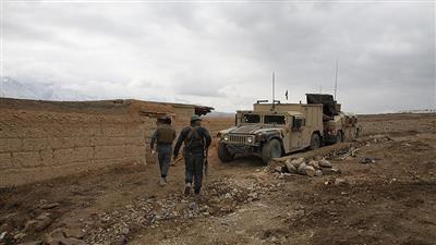 أفغانستان: مقتل 12 جنديًا وإصابة 4 بهجوم لطالبان على معبر آي خانم الحدودي