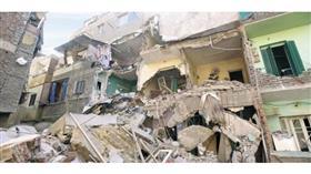 مصر: مقتل 5 إثر انهيار عقار سكني في محافظة قنا