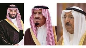 سمو الأمير يتلقى برقيتي تعزية من خادم الحرمين وولي العهد السعودي بوفاة الشيخة فريحة الأحمد