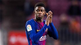 رغم دعم المدرب.. ديمبيلي لا يضمن استمراريته في برشلونة