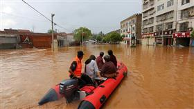 إجلاء أكثر من 50 ألف شخص بسبب الفيضانات شمال شرق الصين