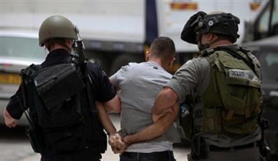 الاحتلال الإسرائيلي يعتقل 29 فلسطينيًا في الضفة الغربية