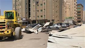 «بلدية حولي»: توجيه 82 إنذارًا وإزالة 115 تعديًا على أملاك الدولة بالسالمية