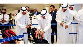 «الخطوط الكويتية» تطلق أولى رحلاتها التجارية من مبنى «تي4» إلى دبي