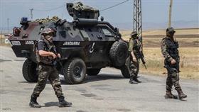 تركيا: مقتل 4 جنود في مواجهات مع حزب العمال الكردستاني