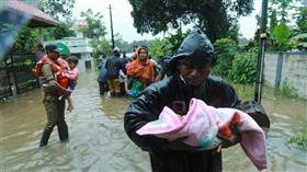 فيضانات بالهند تقتل 100 شخص