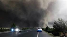 إعصار رومبيا يصل اليابسة في مدينة شنغهاى الصينية.. وإجلاء 53 ألف شخص