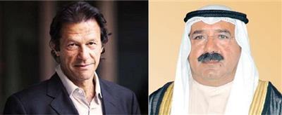 وزير الدفاع يهنئ رئيس الوزراء الباكستاني المنتخب