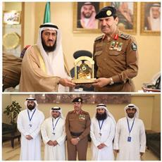 وفد الإطفاء من السعودية: خلو مقرات الحملات الكويتية من أي مخالفات