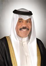 سمو ولي العهد الشيخ نواف الأحمد الجابر الصباح حفظه الله