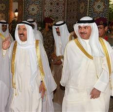 سمو الأمير يؤدي صلاة عيد الأضحى المبارك في المسجد الكبير