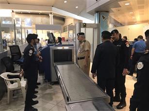 وكيل الداخلية يتفقد مطار الكويت في أول أيام عيد الأضحى المبارك