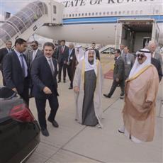 الأمير بدأ زيارة خاصة إلى المملكة المتحدة
