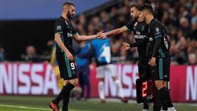 ريال مدريد يعتزم التخلص من 8 لاعبين