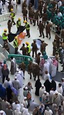 وفاة حاج عربي إثر قفزه من سطح المسجد الحرام إلى صحن المطاف
