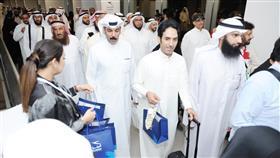 «الكويتية»: وصول مريح لأول فوج من الحجاج العائدين