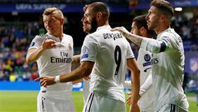 ريال مدريد يسعى لتخطي مضيفه جيرونا بالليغا