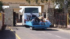 السلطات المصرية تفتح معبر رفح لعودة الحجاج الفلسطينيين