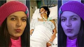 الطالبة المصرية مريم عبد السلام