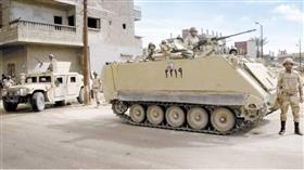 مصر: تصفية 20 إرهابيا والقبض على 18 آخرين بسيناء