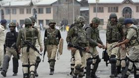 الهند.. مقتل أربعة من الشرطة الهندية ومسلحين اثنين في اشتباكات بكشمير