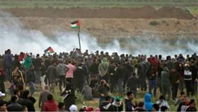 الفلسطينيون في غزة يستعدون للمشاركة بجمعة «مسيراتنا مستمرة»