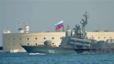 روسيا: 26 سفينة تشارك بمناورات الأسطول البحري في المتوسط