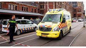الشرطة الهولندية تكشف هوية المشتبه به في حادث طعن أمستردام