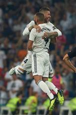 ريال مدريد يسحق ليغانيس برباعية ويتصدر الدوري الاسباني