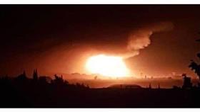 النظام السوري ينفي استهداف إسرائيل مطار المزة