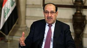 """نائب الرئيس العراقي وزعيم ائتلاف """"دولة القانون""""، نوري المالكي"""