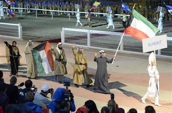 بمشاركة كويتية.. انطلاق بطولة الألعاب العالمية للشعوب الرحل الثالثة في قرغيزيا