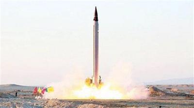 نفي عراقي لصواريخ إيران الباليستية