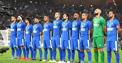 جوزاك يعلن قائمة «الأزرق» لودية العراق