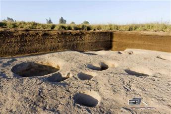 اكتشاف قرية مصرية من العصر الحجري في دلتا النيل